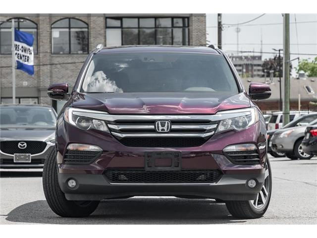 2016 Honda Pilot Touring (Stk: 19-545A) in Richmond Hill - Image 2 of 21