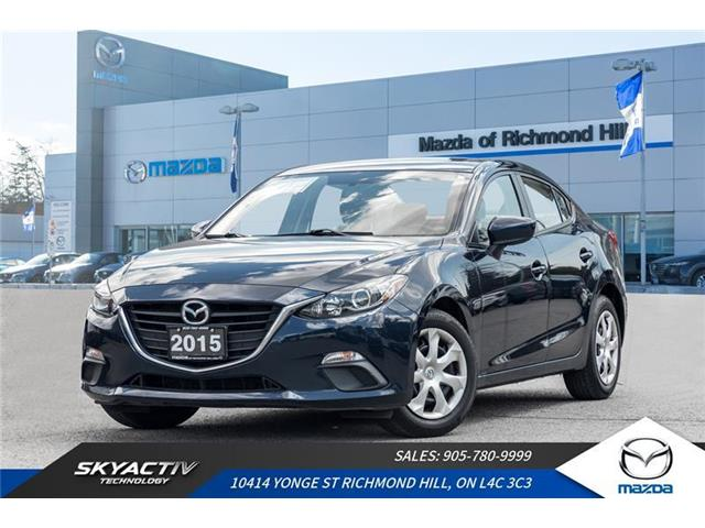 2015 Mazda Mazda3 GX (Stk: P0425) in Richmond Hill - Image 1 of 16