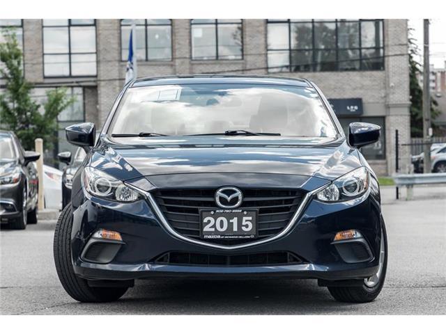 2015 Mazda Mazda3 GX (Stk: P0425) in Richmond Hill - Image 2 of 16