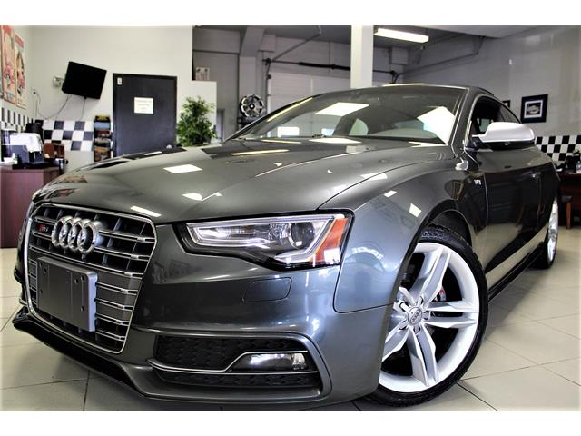 2015 Audi S5 3.0T Technik (Stk: ) in Bolton - Image 1 of 27