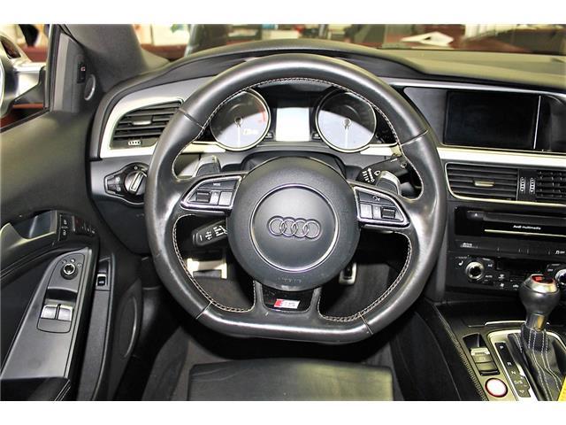 2015 Audi S5 3.0T Technik (Stk: ) in Bolton - Image 16 of 27