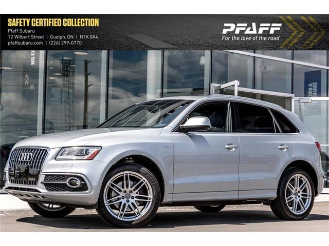 2014 Audi Q5 hybrid Base (Stk: SU0050) in Guelph - Image 1 of 22