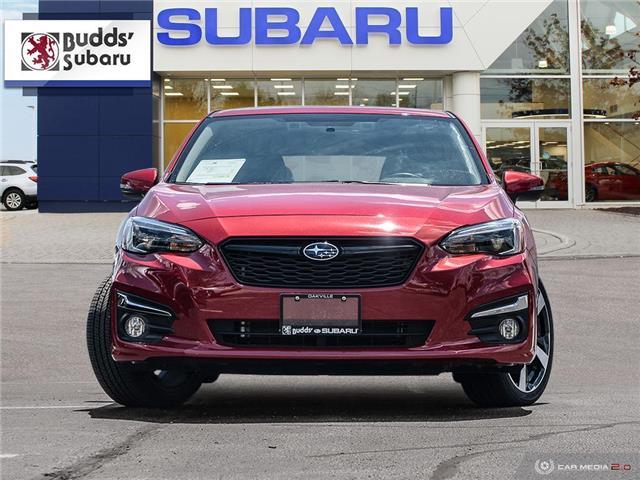 2017 Subaru Impreza Sport-tech (Stk: L19034A) in Oakville - Image 3 of 28