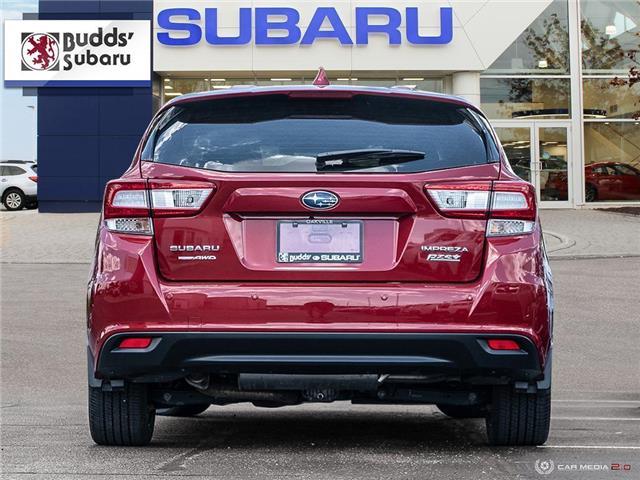 2017 Subaru Impreza Sport-tech (Stk: L19034A) in Oakville - Image 6 of 28