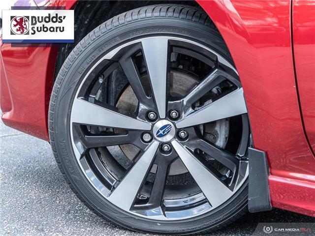 2017 Subaru Impreza Sport-tech (Stk: L19034A) in Oakville - Image 7 of 28