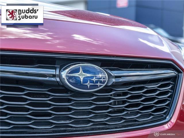 2017 Subaru Impreza Sport-tech (Stk: L19034A) in Oakville - Image 10 of 28