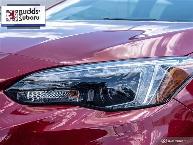 2017 Subaru Impreza Sport-tech (Stk: L19034A) in Oakville - Image 11 of 28