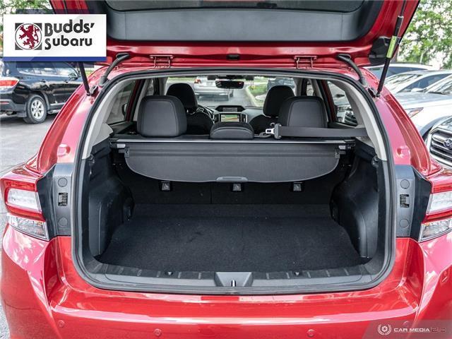 2017 Subaru Impreza Sport-tech (Stk: L19034A) in Oakville - Image 12 of 28