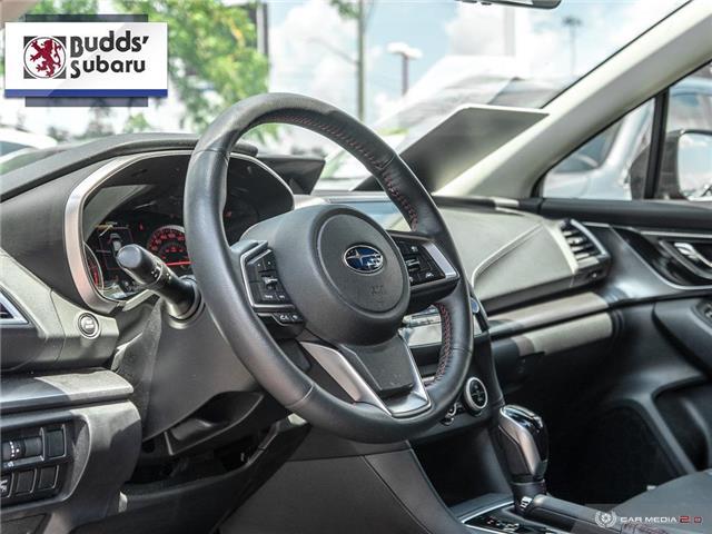 2017 Subaru Impreza Sport-tech (Stk: L19034A) in Oakville - Image 14 of 28