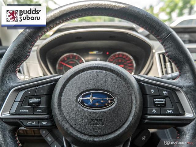 2017 Subaru Impreza Sport-tech (Stk: L19034A) in Oakville - Image 15 of 28