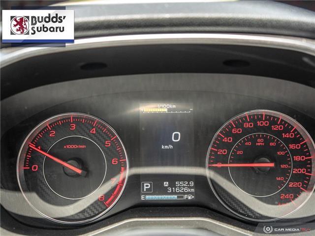 2017 Subaru Impreza Sport-tech (Stk: L19034A) in Oakville - Image 16 of 28