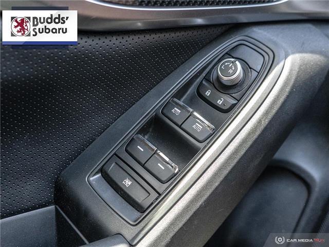 2017 Subaru Impreza Sport-tech (Stk: L19034A) in Oakville - Image 18 of 28