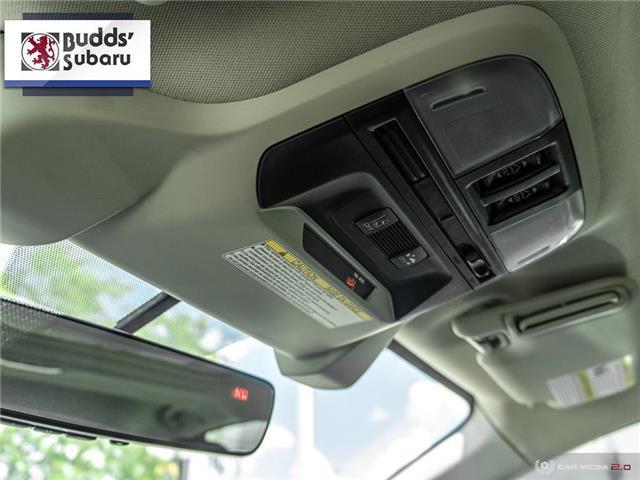 2017 Subaru Impreza Sport-tech (Stk: L19034A) in Oakville - Image 23 of 28