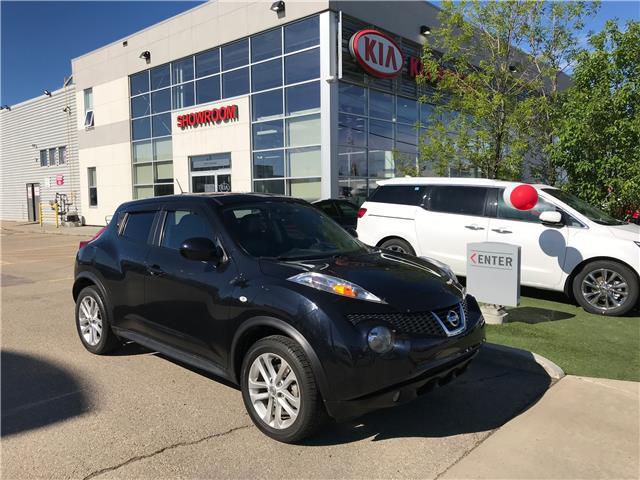 2011 Nissan Juke SL (Stk: 21409A) in Edmonton - Image 1 of 23