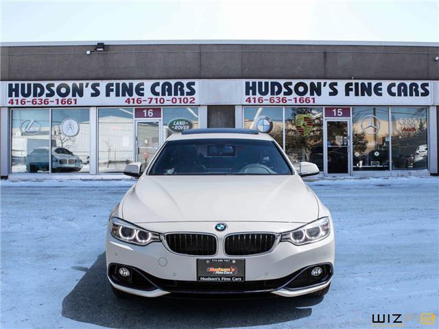 2016 BMW 428i xDrive Gran Coupe (Stk: 36018) in Toronto - Image 2 of 30