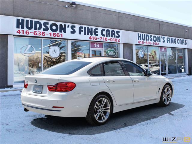 2016 BMW 428i xDrive Gran Coupe (Stk: 36018) in Toronto - Image 5 of 30
