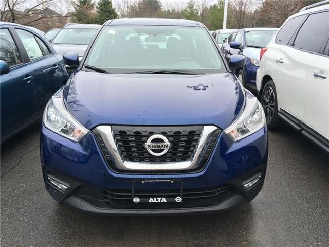 2019 Nissan Kicks SV (Stk: RY19K081) in Richmond Hill - Image 1 of 5