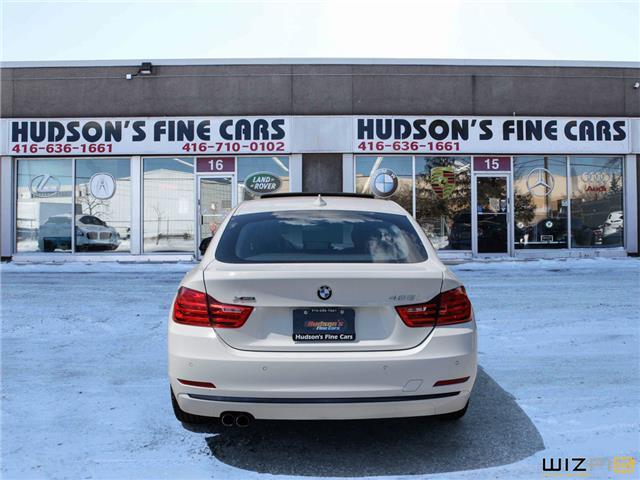 2016 BMW 428i xDrive Gran Coupe (Stk: 36018) in Toronto - Image 6 of 30