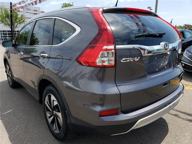 2015 Honda CR-V Touring (Stk: 326419A) in Mississauga - Image 2 of 22