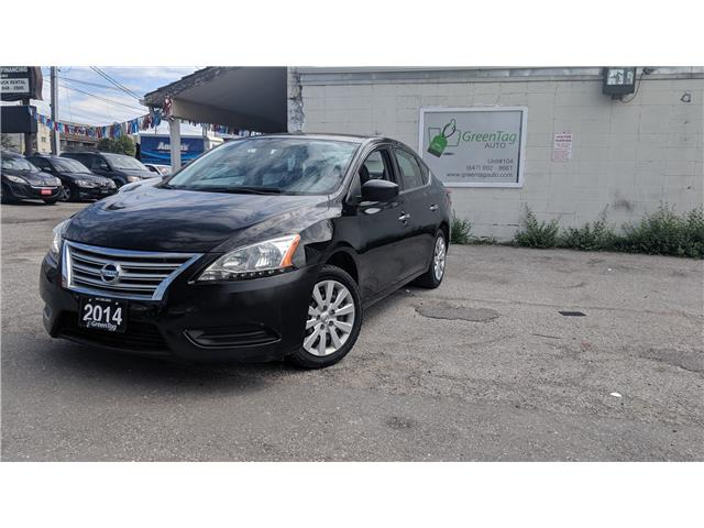 2014 Nissan Sentra 1.8 S (Stk: 5362) in Mississauga - Image 1 of 19