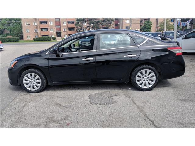 2014 Nissan Sentra 1.8 S (Stk: ) in Mississauga - Image 3 of 19