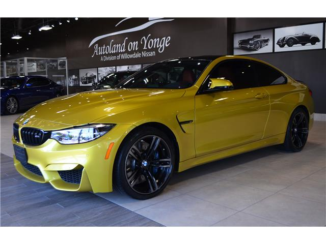 2018 BMW M4 Base (Stk: AUTOLAND- E6999A) in Thornhill - Image 13 of 32