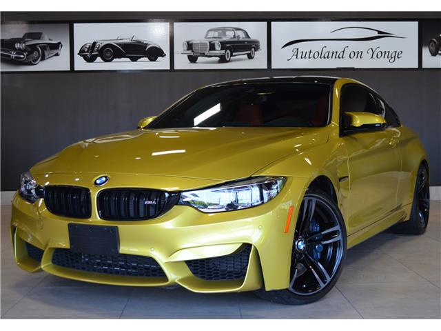 2018 BMW M4 Base (Stk: AUTOLAND- E6999A) in Thornhill - Image 1 of 32