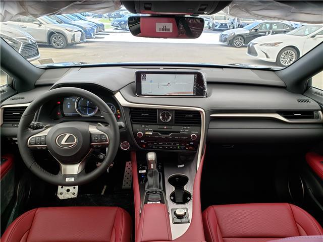 2019 Lexus RX 350 Base (Stk: L19523) in Calgary - Image 6 of 6