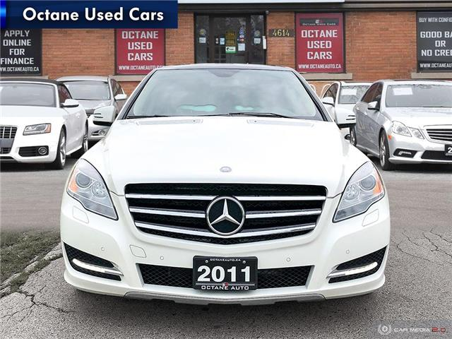 2011 Mercedes-Benz R-Class Base (Stk: ) in Scarborough - Image 2 of 26