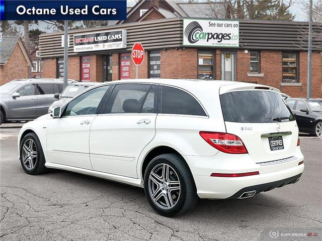 2011 Mercedes-Benz R-Class Base (Stk: ) in Scarborough - Image 4 of 26