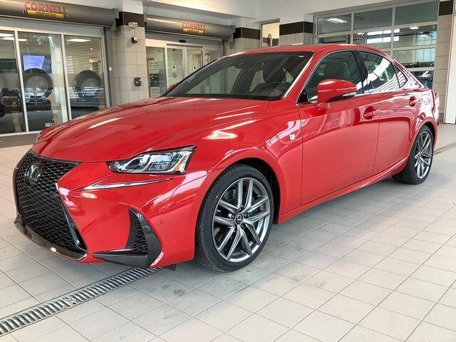2019 Lexus IS 350 Base (Stk: 1629) in Kingston - Image 1 of 27