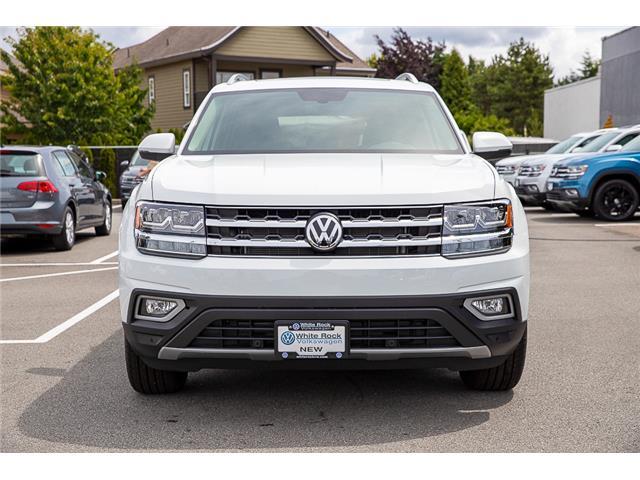 2019 Volkswagen Atlas 3.6 FSI Highline (Stk: KA530996) in Vancouver - Image 3 of 29