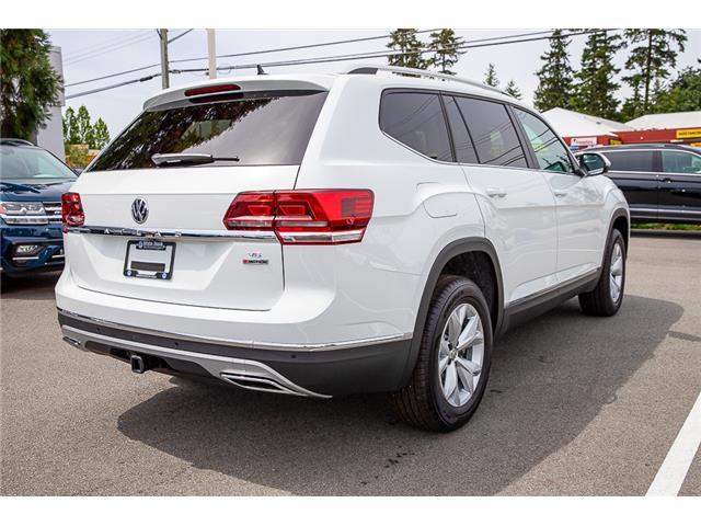 2019 Volkswagen Atlas 3.6 FSI Highline (Stk: KA530996) in Vancouver - Image 7 of 29
