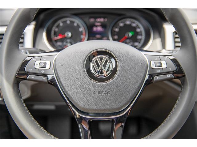 2019 Volkswagen Atlas 3.6 FSI Highline (Stk: KA530996) in Vancouver - Image 22 of 29