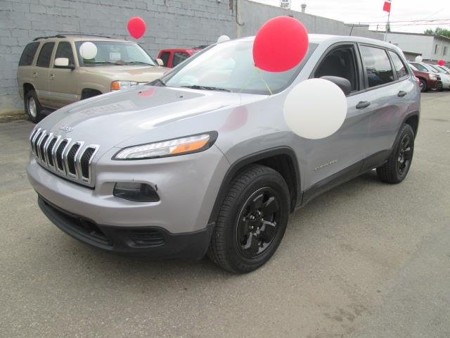 2014 Jeep Cherokee Sport (Stk: bp648) in Saskatoon - Image 2 of 18