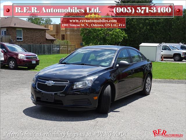 2014 Chevrolet Cruze 2LS (Stk: ) in Oshawa - Image 1 of 12