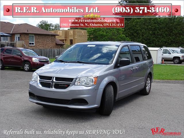 2015 Dodge Grand Caravan SE/SXT (Stk: ) in Oshawa - Image 1 of 14