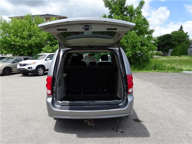 2015 Dodge Grand Caravan SE/SXT (Stk: ) in Oshawa - Image 8 of 14