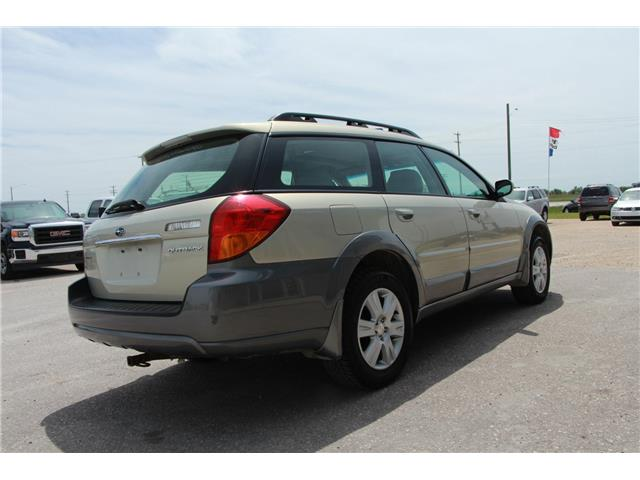 2005 Subaru Outback Limited (Stk: P9132) in Headingley - Image 5 of 19