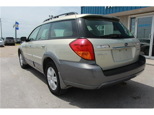 2005 Subaru Outback Limited (Stk: P9132) in Headingley - Image 7 of 19