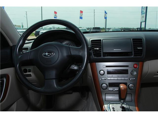 2005 Subaru Outback Limited (Stk: P9132) in Headingley - Image 18 of 19