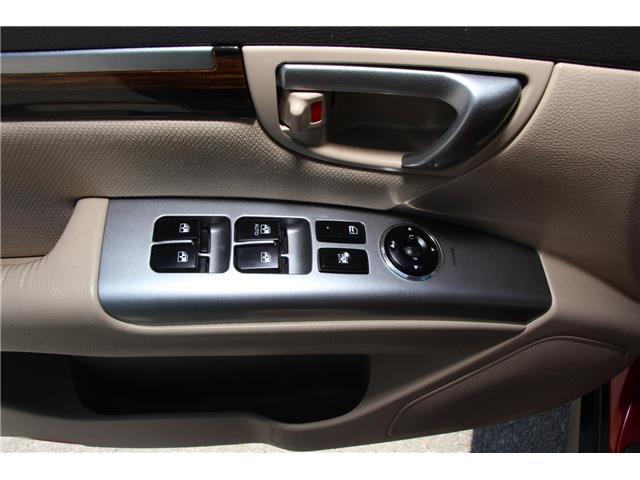 2012 Hyundai Santa Fe  (Stk: P9146) in Headingley - Image 10 of 19