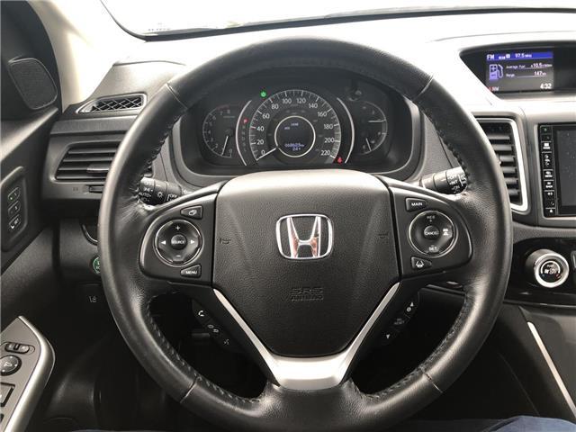 2015 Honda CR-V Touring (Stk: 5301) in London - Image 21 of 31