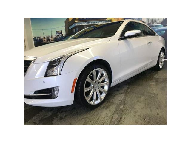 2015 Cadillac ATS 2.0L Turbo Luxury (Stk: 0125329) in NORTH BAY - Image 3 of 19