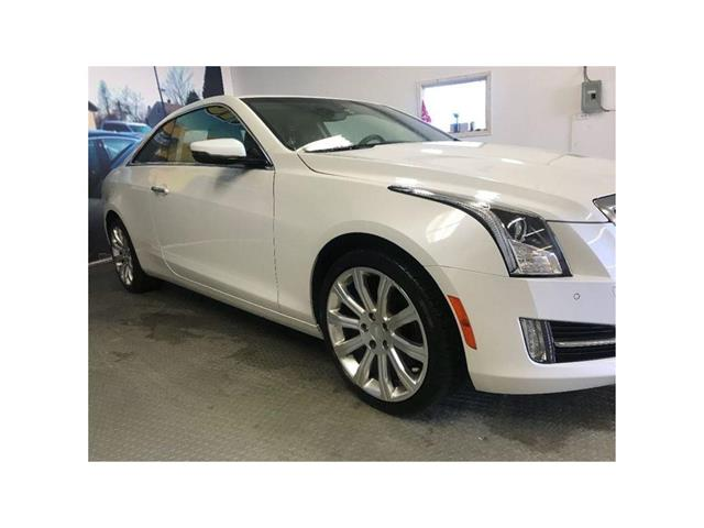 2015 Cadillac ATS 2.0L Turbo Luxury (Stk: 0125329) in NORTH BAY - Image 7 of 19