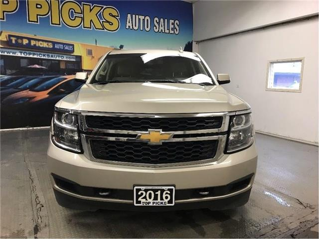 2016 Chevrolet Suburban LS (Stk: 156824) in NORTH BAY - Image 2 of 30