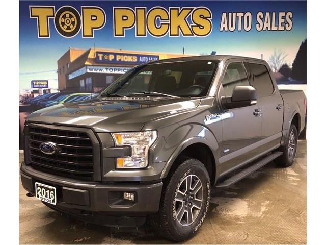 2016 Ford F-150 XLT (Stk: b86475) in NORTH BAY - Image 1 of 30