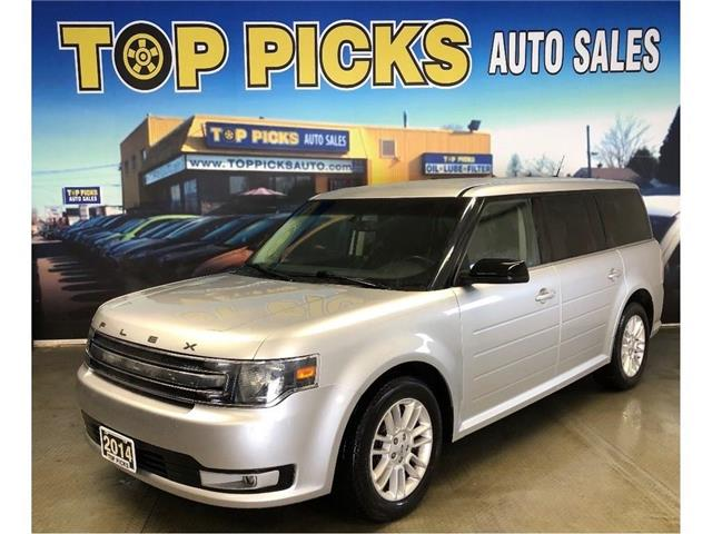 2014 Ford Flex SEL (Stk: d17782) in NORTH BAY - Image 1 of 28