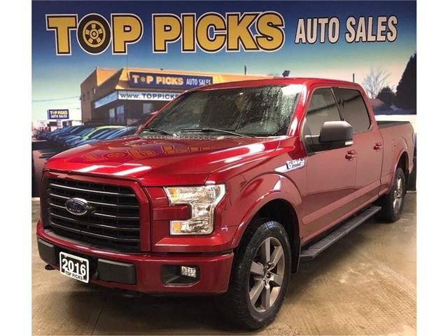2016 Ford F-150 XLT (Stk: a03828) in NORTH BAY - Image 1 of 29