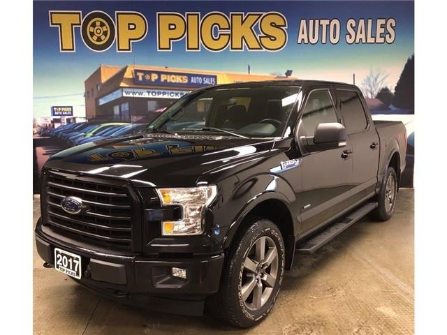 2017 Ford F-150 XLT (Stk: a61665) in NORTH BAY - Image 1 of 28